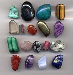 Piedras y gemas para bisuteria