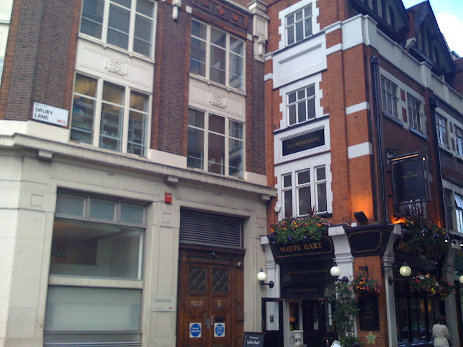 The White Hart, Drury Lane