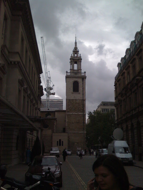 Church of St. Mary le Bow, Cheapside, London