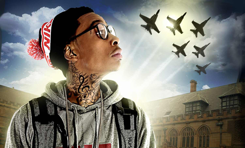 wiz khalifa tattoos