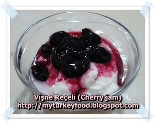 Vişne Reçeli (Cherry jam)