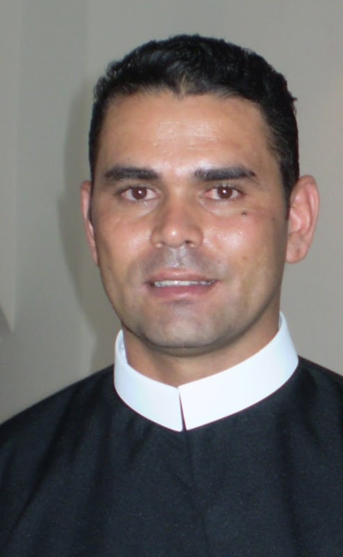 Fr. Francisco Tomé da Silva, C.Ss.R., natural de Maripá-Paraná
