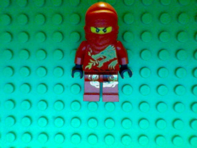 lego ninjago kai. Lego Ninjago Kai DX