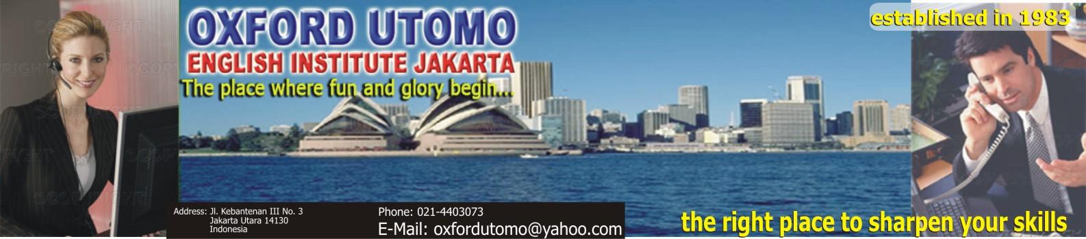 OXFORD UTOMO