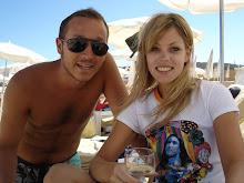 Lu y Diego St Tropez Ago 06