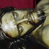 Cristo Yacente (Hdad del Santo Entierro, LINARES)