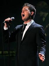 El Cantante Michael Bublé...