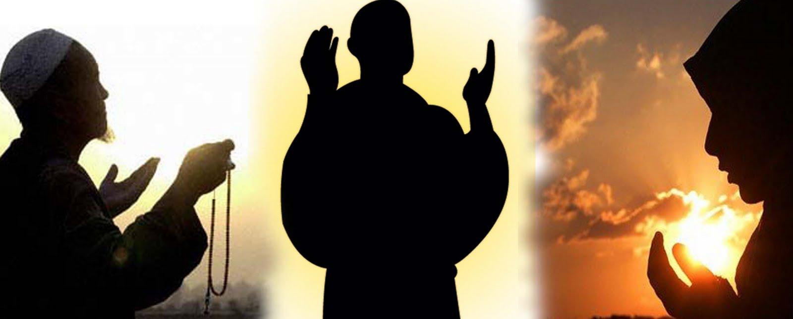 berdoa, introspeksi dan berserah diri