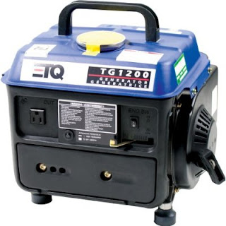 portable generator gas powered electrical wiring