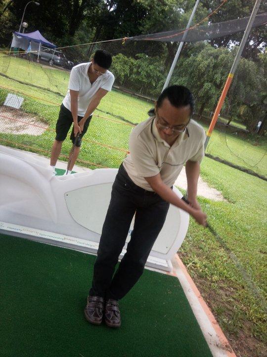 7 First Time Golfing Tips - Golf for the Beginner | Adrian's Journal