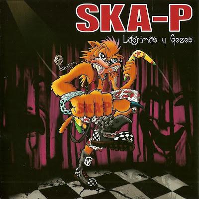 letra de las canciones de ska p: