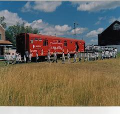 El Vagón de los Títeres por fuera