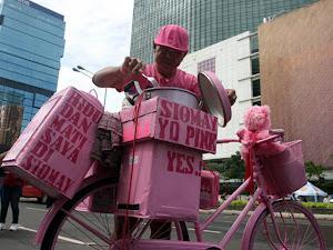 Sriyono Siomay Pink, Mantan Miliarder