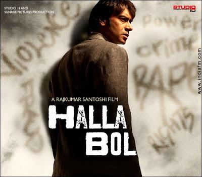 Halla Bol - Attack