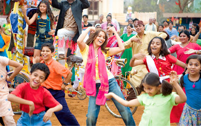 Aaja Nachle movie, Madhuri Dixit