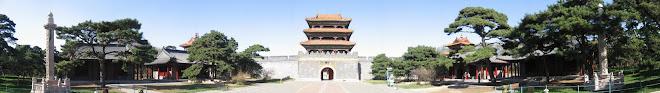 Qing Zhao Tomb in Shenyang
