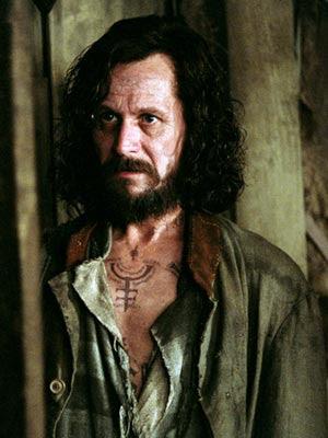 Bruxo do Mês de Outubro: Sirius Black