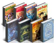Livros da série 'Harry Potter' por R$14,90 cada