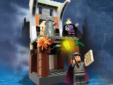 Lego 'Harry Potter' será lançado em 2010
