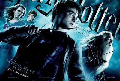 Hoje estreia 'Harry Potter e o Enigma do Príncipe' nos cinemas!