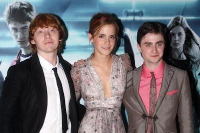 Novo vídeo da première de 'Harry Potter e o Enigma do Príncipe' divulgada