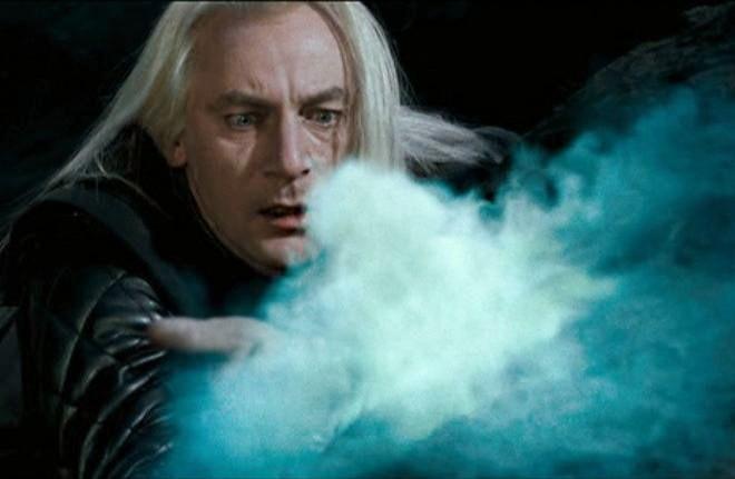 Bruxo do Mês de Agosto: Lúcio Malfoy