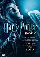 Divulgadas capas do DVD Game e do Box dos filmes da série 'Harry Potter'