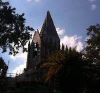 Novas fotos da construção do parque temático 'O Mundo Mágico de Harry Potter'