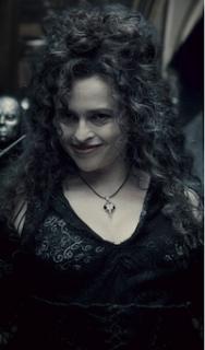 Bruxo do Mês de Julho: Belatriz Lestrange