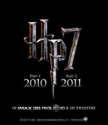 Primeiro teaser pôster oficial de 'Harry Potter e as Relíquias da  Morte' é divulgado