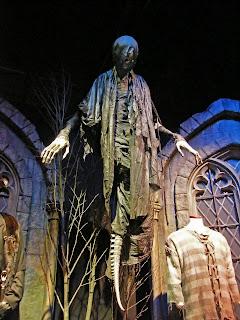 Dementador de 3 metros é exposto na 'Harry Potter: A Exibição' | Ordem da Fênix Brasileira