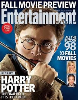 Saiba onde será o ponto de divisão dos últimos filmes da série 'Harry Potter'