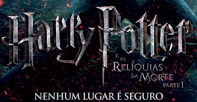 'Harry Potter e as Relíquias da Morte - Parte 1' estreia em todo o Brasil! | Ordem da Fênix Brasileira