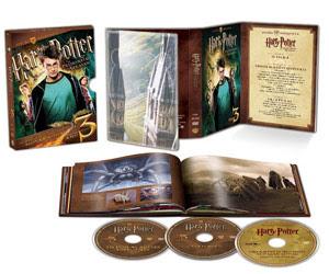 Edições Definitivas de 'Prisioneiro de Azkaban' e 'Cálice de Fogo' chegaram ao Brasil! | Ordem da Fênix Brasileira