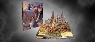 Editora Salamandra lança 'Harry Potter: Um Livro Pop-Up' no Brasil | Ordem da Fênix Brasileira