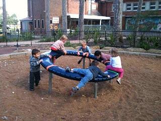 willoughby park playground sydney