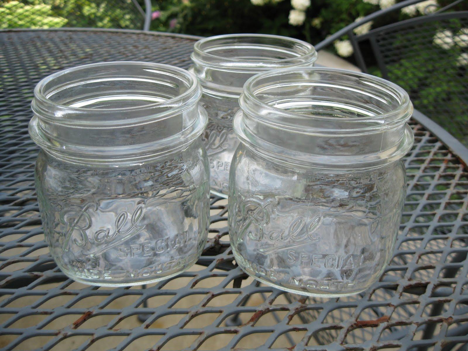 all things andrea little mason jars