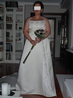 Vestidos para boda talla 50