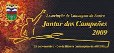 GALA DOS CAMPEÕES DE CANOAGEM DE AVEIRO É NA ARCOR