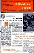 JORNAL DA ARCOR - A PRIMEIRA EDIÇÃO DA PRIMEIRA SÉRIE