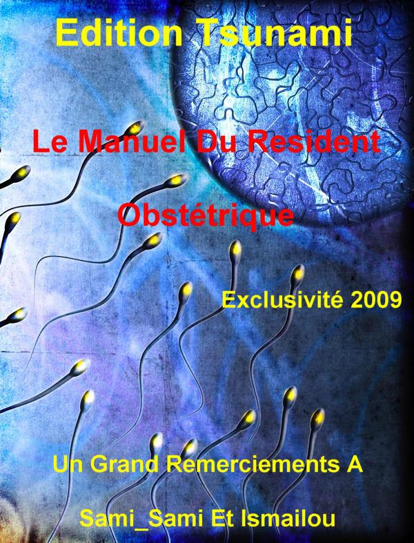 Obstétrique - Le Manuel Du Resident