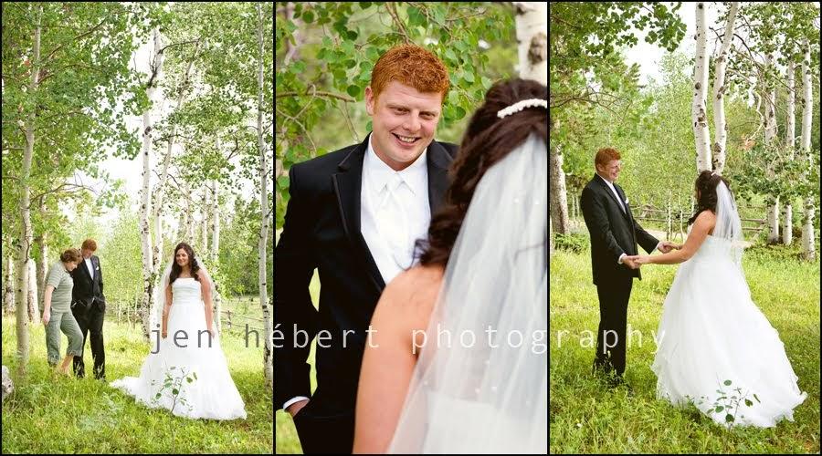 Jen Hebert Photography Bride Groom Casper Wy Bridal And