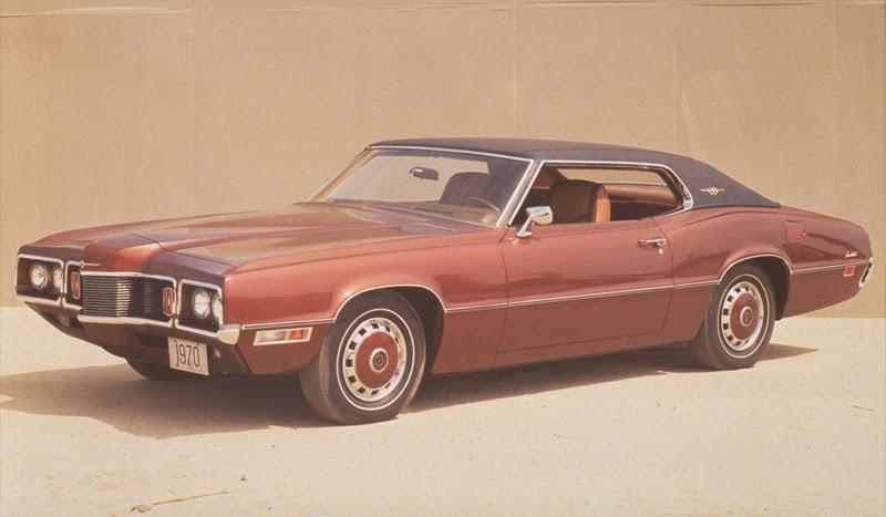 casey artandcolour 1970 thunderbird sportroof sedan sketches. Black Bedroom Furniture Sets. Home Design Ideas