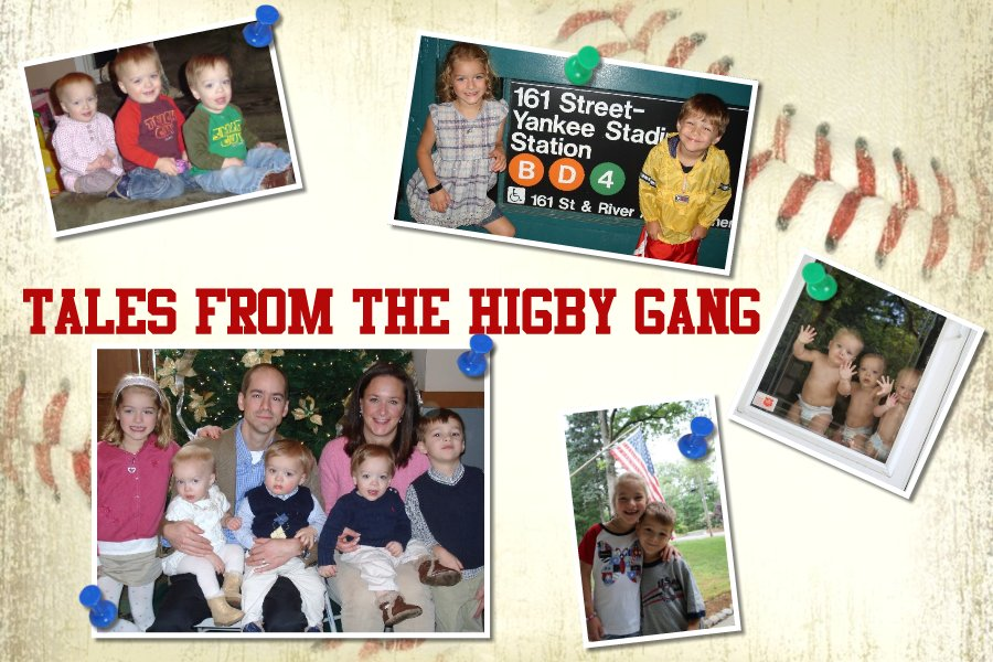 Tales from The Higby Gang
