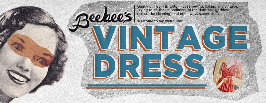 Beebee's Vintage Dress