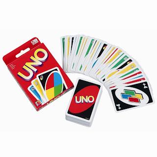 Cartes Uno Toutes