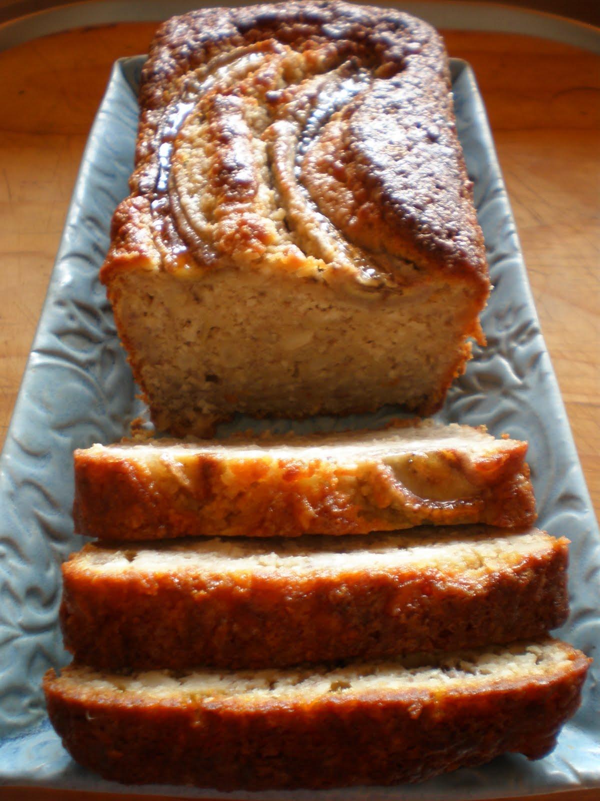 The InTolerant Chef ™: Banana Coconut Bread