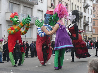 Wayang karnival