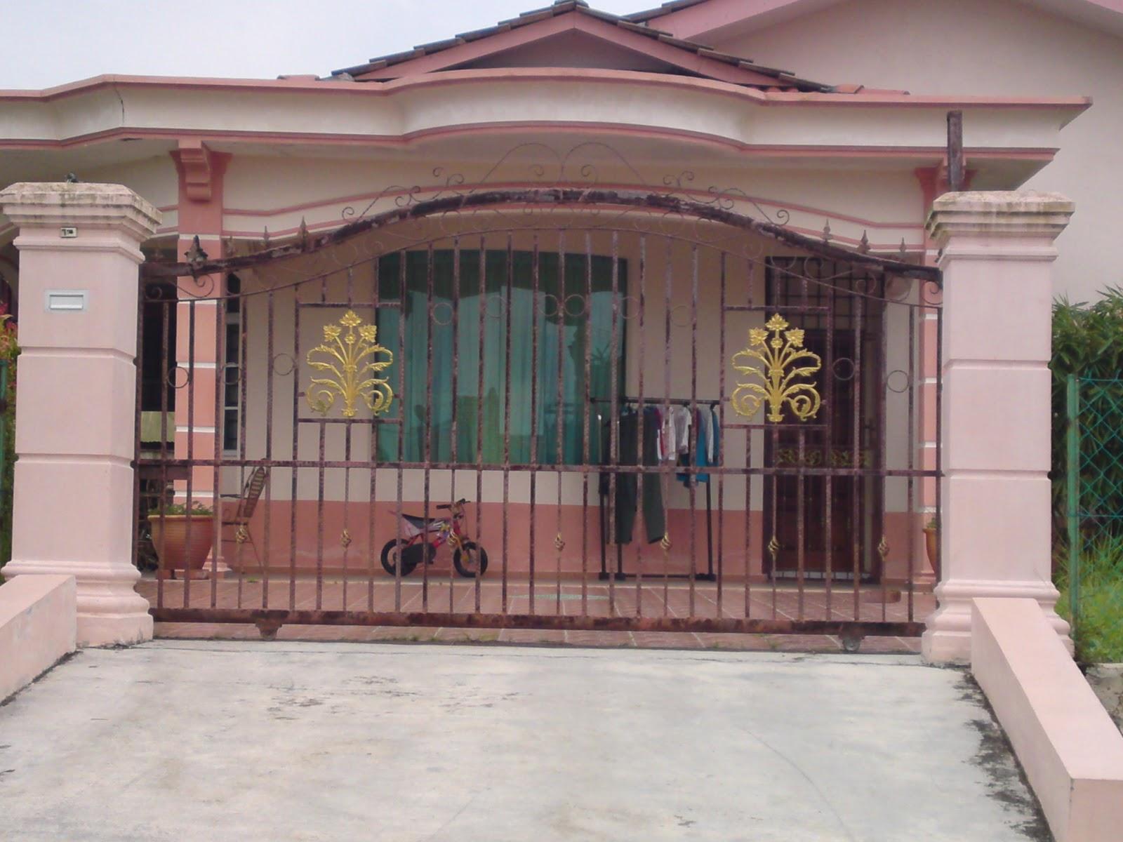 Contoh Awning Rumah