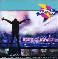 Spirit Of London - Vol.1 (2007)